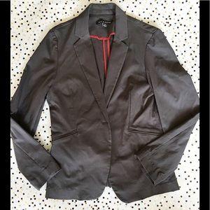 Zac & Rachel Gray Blazer Jacket